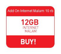 Add On Paket Malam Smartfren